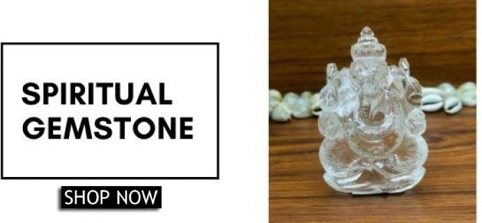 Spritual Gemstone Item